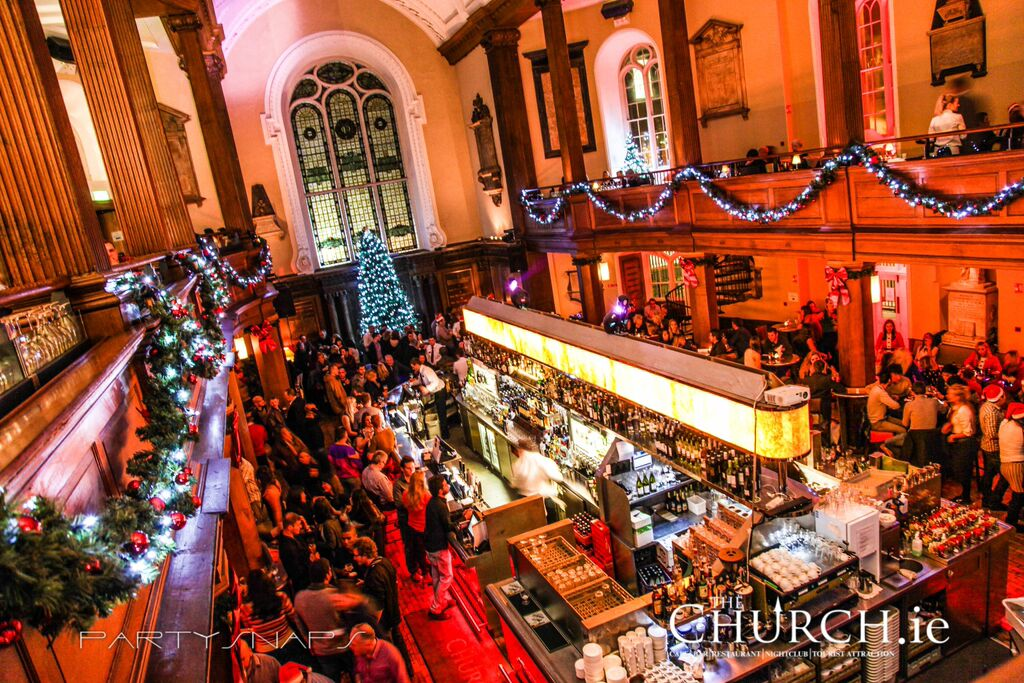 Christmas at the Church 2018 | Lunch | Dinner | Finger-food & Drinks |