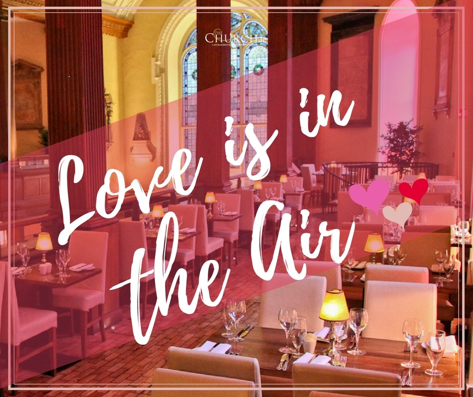 Valentines Day 2018 at The Church