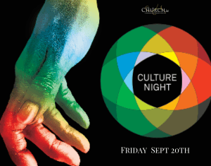 Culture Night at The Church