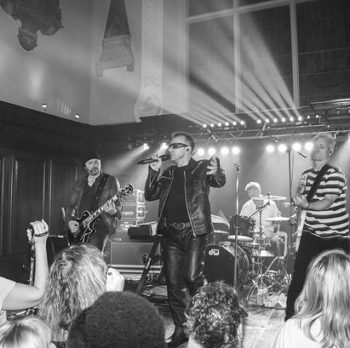 U2 After Party at The Church with ZOOROPA