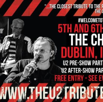 U2 Pre-Show Party with U2Baby