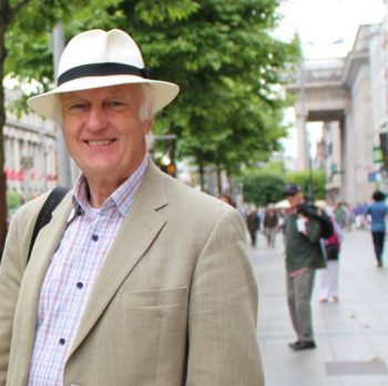 Partnership of the Month: Pat Liddy Walking Tours