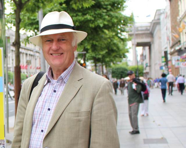 Partnership of the Month: Pat Liddy Walking Tours
