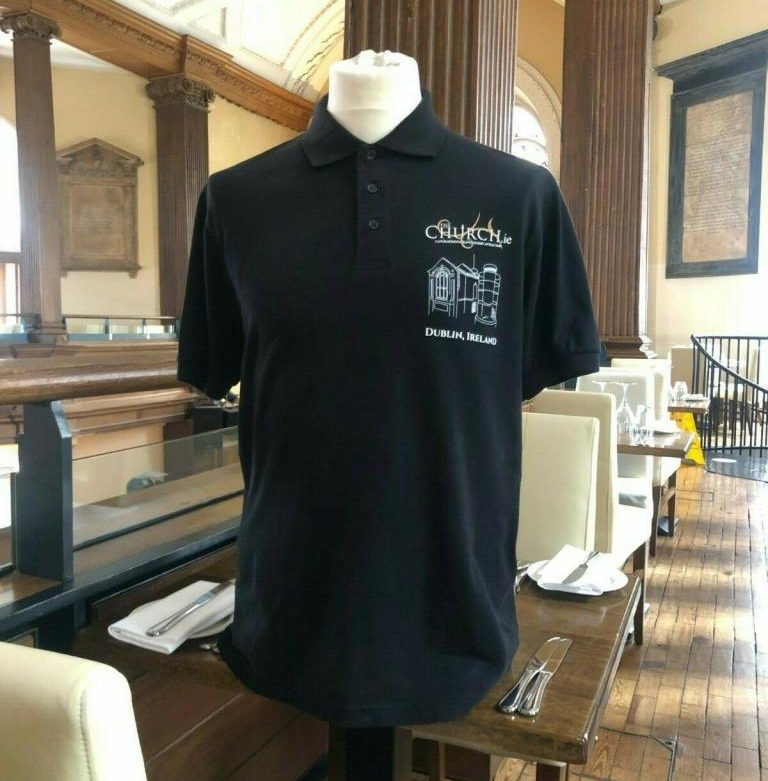 The Church Polo Shirt