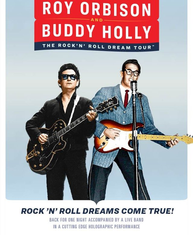 Blast From The Past: Roy Orbison and Buddy Holly