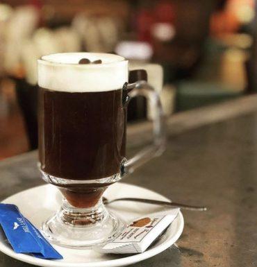 Irish Coffee at The Church