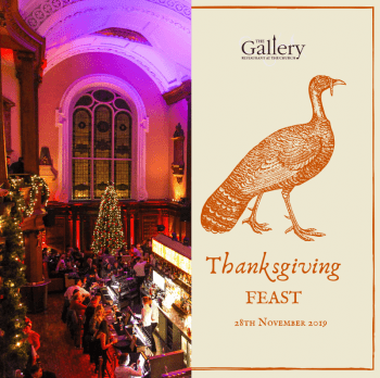 Thanksgiving Feast at The Gallery