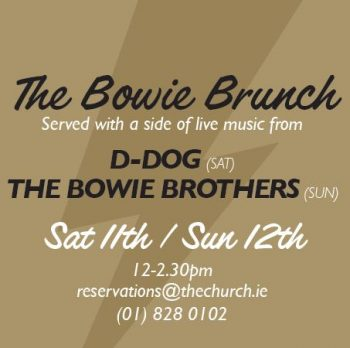 The Bowie Brunch