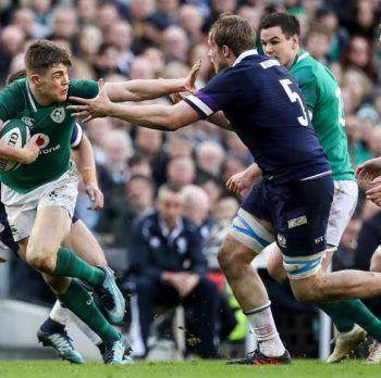 Six Nations Ireland Vs Scotland