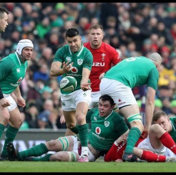 Six Nations Ireland Vs Wales