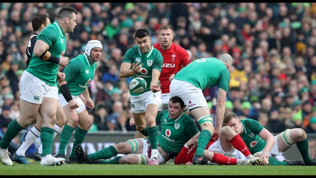 Six Nations Ireland Vs Wales