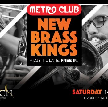 New Brass Kings //Metro Club at The Church