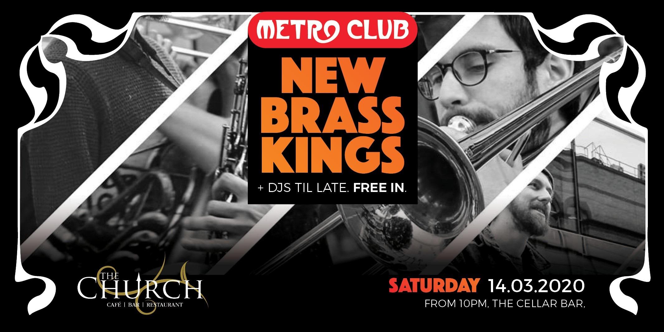New Brass King Flyer